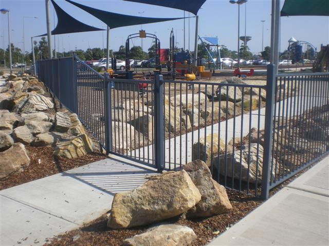 Flat Top - Public Playground