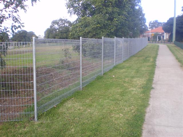 welded Mesh Fencing